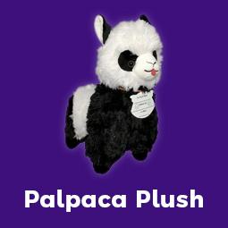 Palpaca Plush