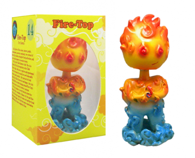 14-Fire-Top (Standing-Solid)SOLD OUT