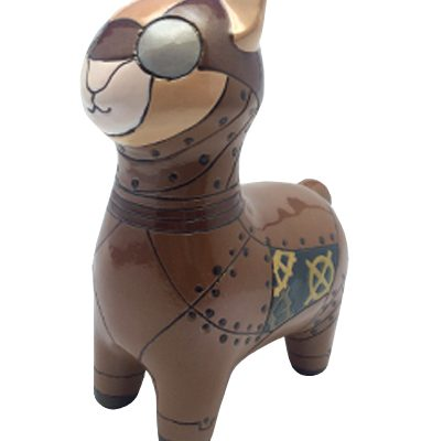 Big Steampunk-Paca